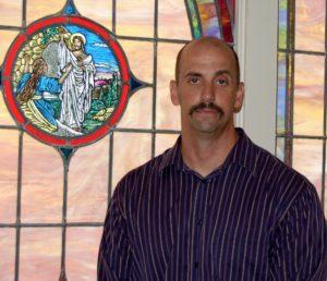 Pastor Eric Moran